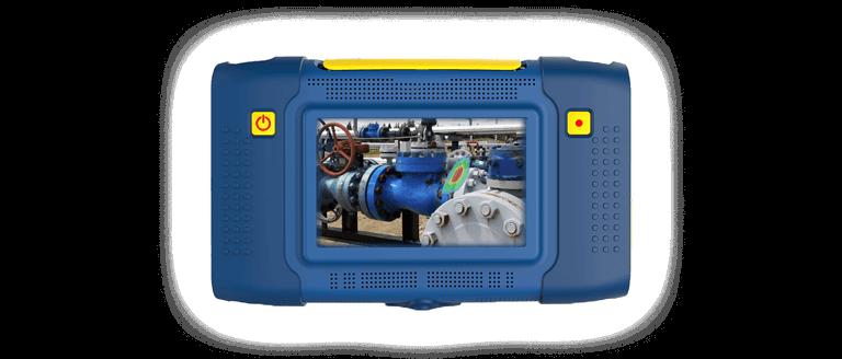 Ultrasonic Acoustic Imaging Camera for Fugitive Emissions